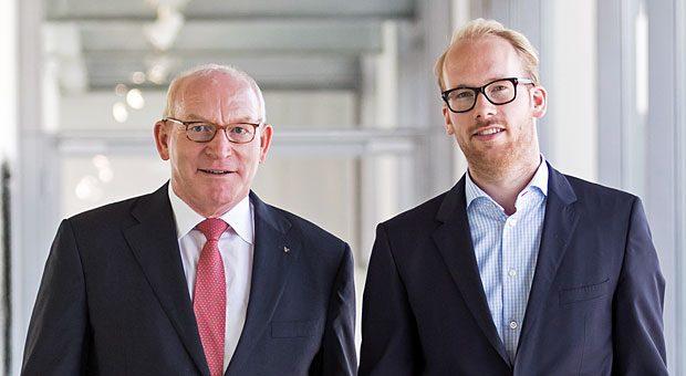 Martin i Maksymilian Viessmann
